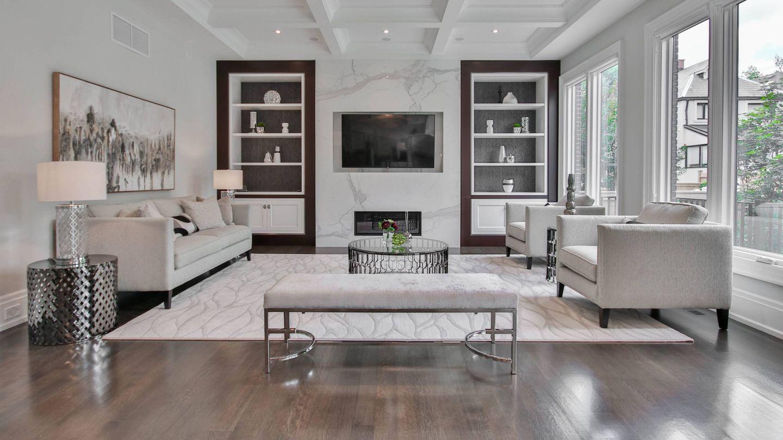 Cómo colocar los muebles en el salón. (Sidekix Media para Unsplash)