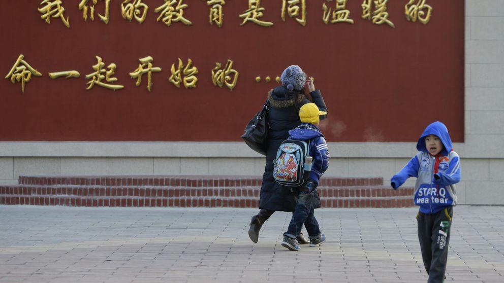Un niño chino finge su propio secuestro para no tener que hacer los deberes