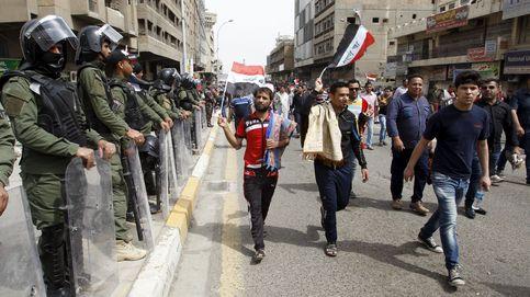Más de 40 muertos en un atentado suicida en un estadio al sur de Bagdad