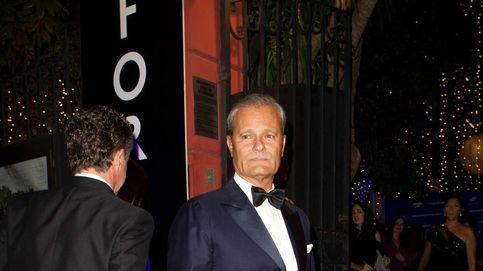 El nuevo Javier Merino: vuelta al cuché, nuevos negocios y con pareja de baile