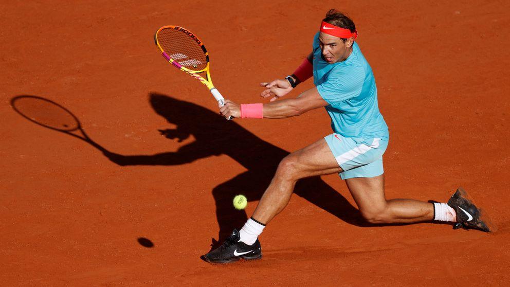 La final de Roland Garros, en directo: Nadal-Djokovic
