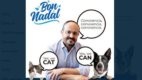 La campaña del candidato del PP catalán inspirada en su madre animalista