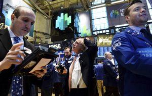 Las dudas sobre China frenan la racha de máximos de Wall Street