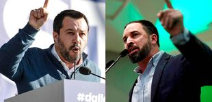 Post de El lugar de Vox en el bloque euroescéptico que diseña Salvini