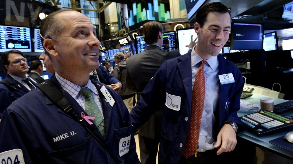 JP Morgan espera que siga la fiesta en bolsa en 2018… si la inflación lo permite