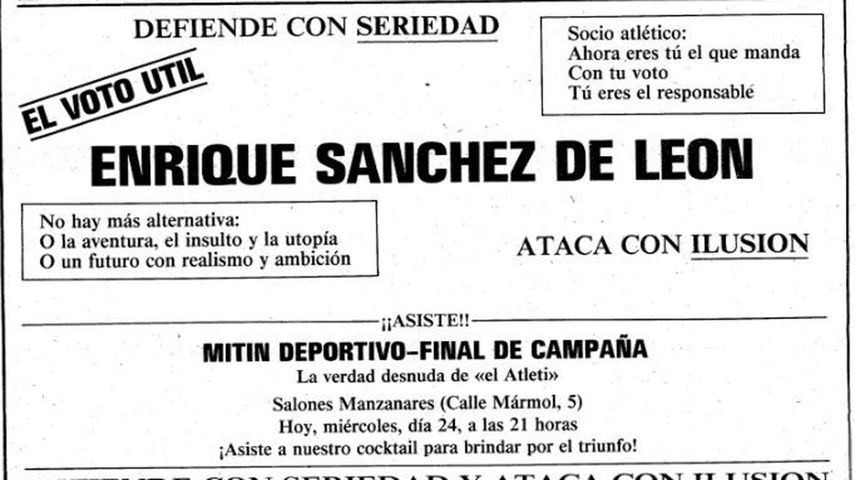 Sánchez León era el precandidato favorito para obtener la victoria.