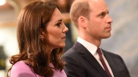 Guillermo y Kate: su encuentro 'secreto' antes de la 'ruptura' definitiva con los Sussex