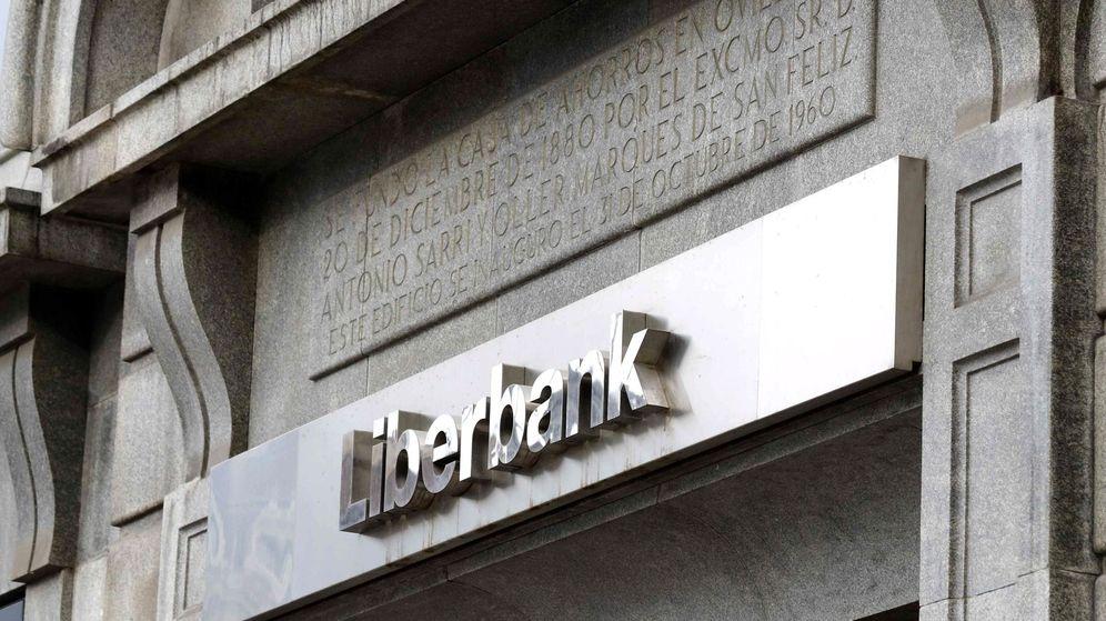 Foto: Oficinas de Liberbank
