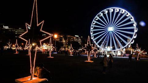 Luces de Navidad en Lisboa
