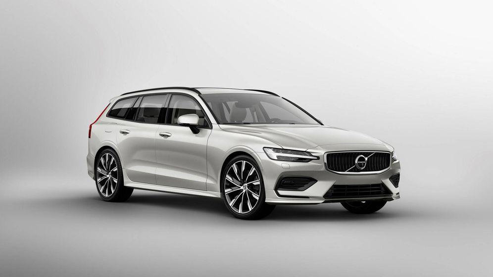 Foto: Volvo, 70 años de vehículos familiares