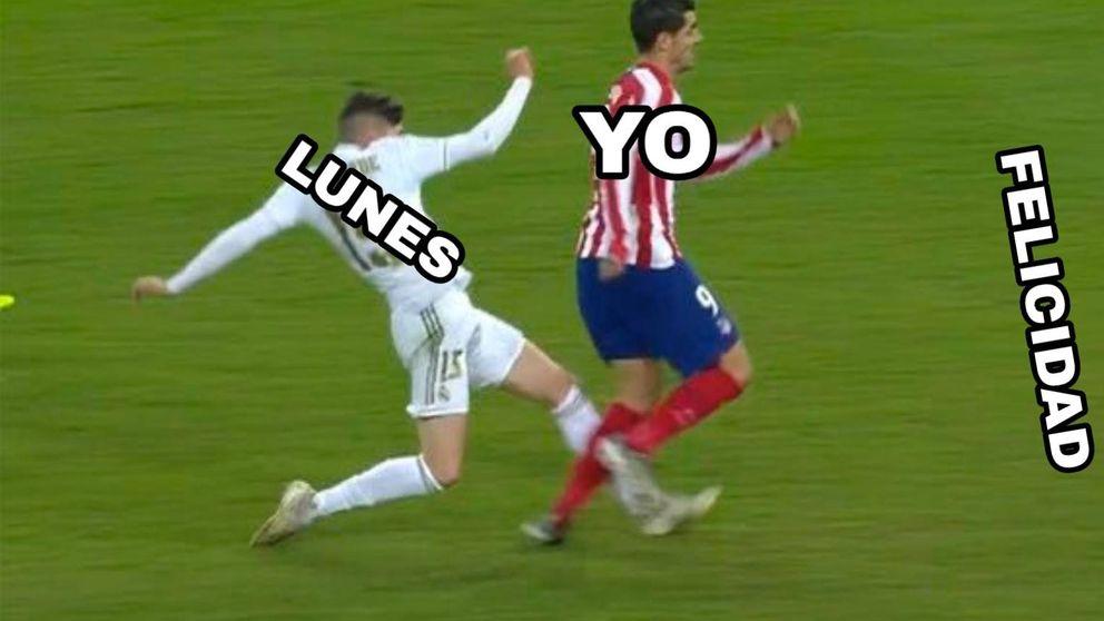 Los mejores memes del Real Madrid - Atlético de la final de la Supercopa de España