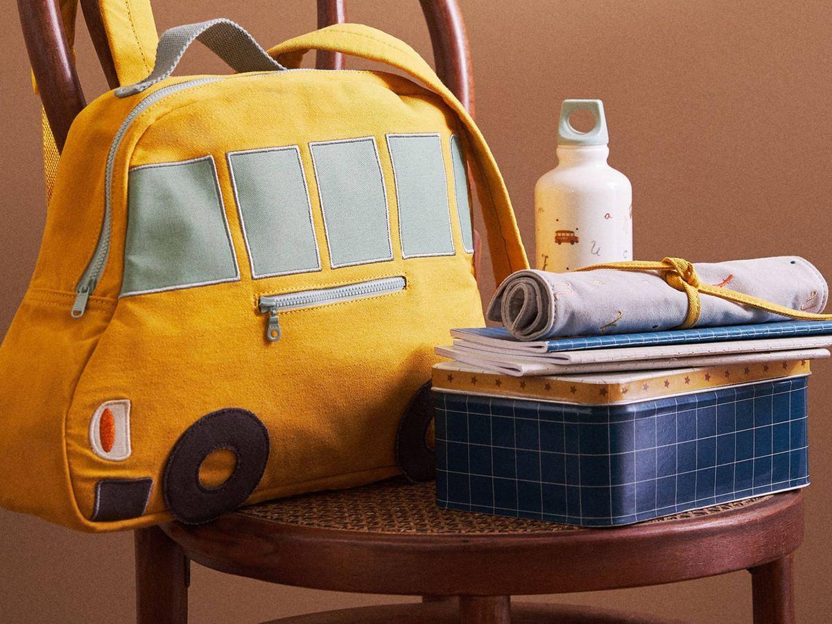 Foto: Prepara en Zara Home el dormitorio de tus hijos de cara a la vuelta al cole. (Cortesía)