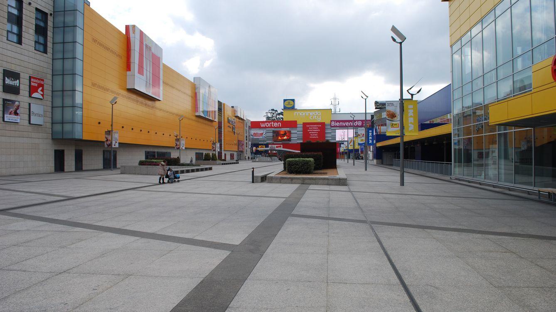 Foto: Plaza Central Marineda City (Nemigo)
