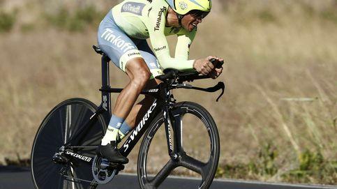 Contador busca en el Trek, un equipo de 'sprinters', los gregarios que nunca tuvo