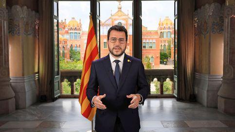 Aragonès pide unidad en torno a la mesa de diálogo y ve irrenunciable el referéndum