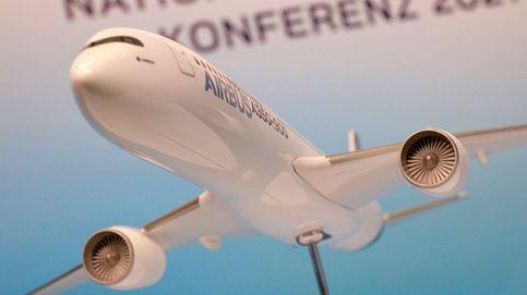 Airbus vuela alto en bolsa: las entregas de aviones se disparan un 50% en el semestre