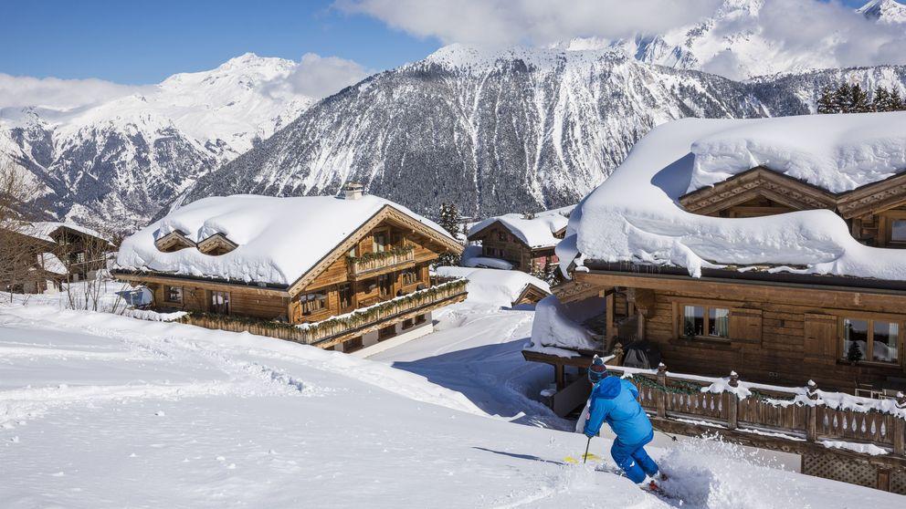 Los ricos vuelven a dirigir la mirada hacia las estaciones de esquí