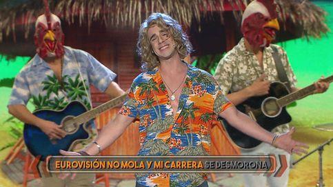 Mario Jefferson, contra Telecinco: Ojalá tengáis una audiencia de mierda