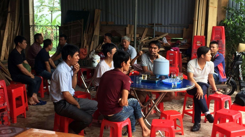 Cuatro detenidos en Vietnam tras la muerte de los 39 inmigrantes en un camión en Essex
