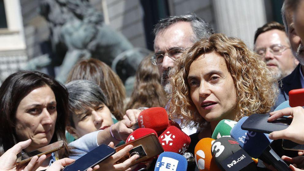 PSOE y Podemos acuerdan el reparto de la Mesa del Congreso y se aseguran su control
