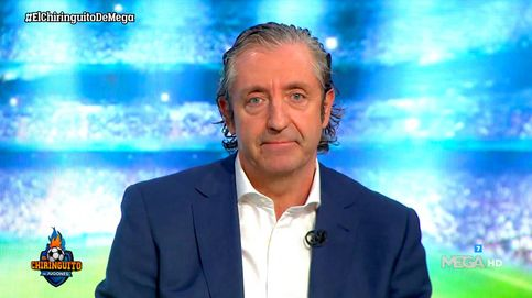 Josep Pedrerol le da la vuelta al 'zasca' de Piqué por su entrevista a Florentino