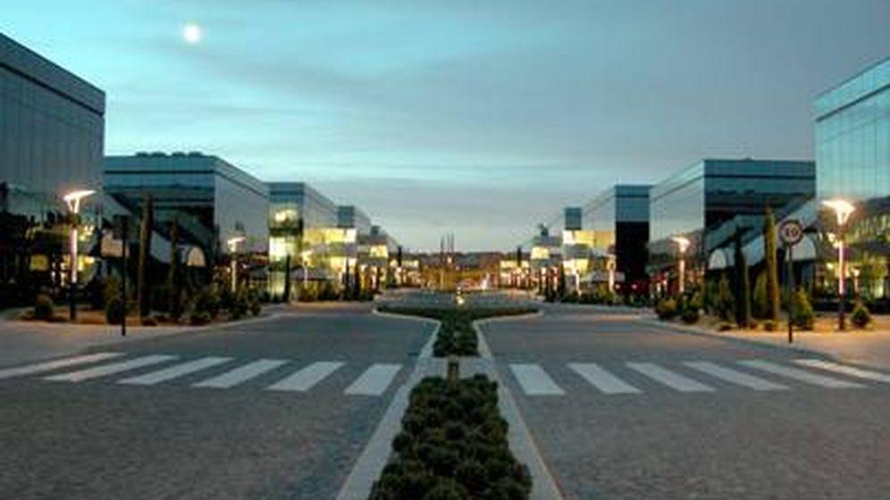 Foto: Parque Empresarial La Finca, en Pozuelo de Alarcón (Madrid).