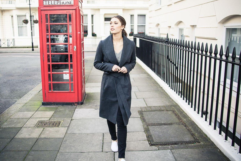 La última tendencia en moda: abrigos que se calientan solos para que nunca más pases frío