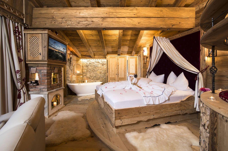 Foto: Calentitos en esta villa de lujo en medio del bucólico Tirol (Foto: Homeaway)