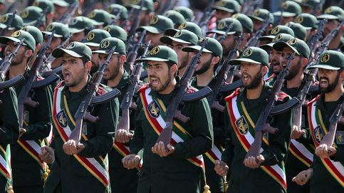 Al menos 20 muertos en un atentado suicida contra la Guardia Revolucionaria de Irán