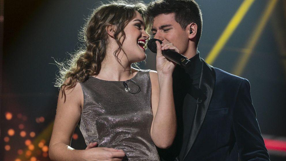 Alfred y Amaia se van de copas (y cantan) con Pablo López