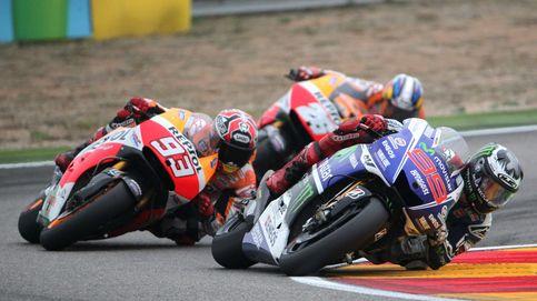 El enemigo de Lorenzo no es Rossi, es Honda