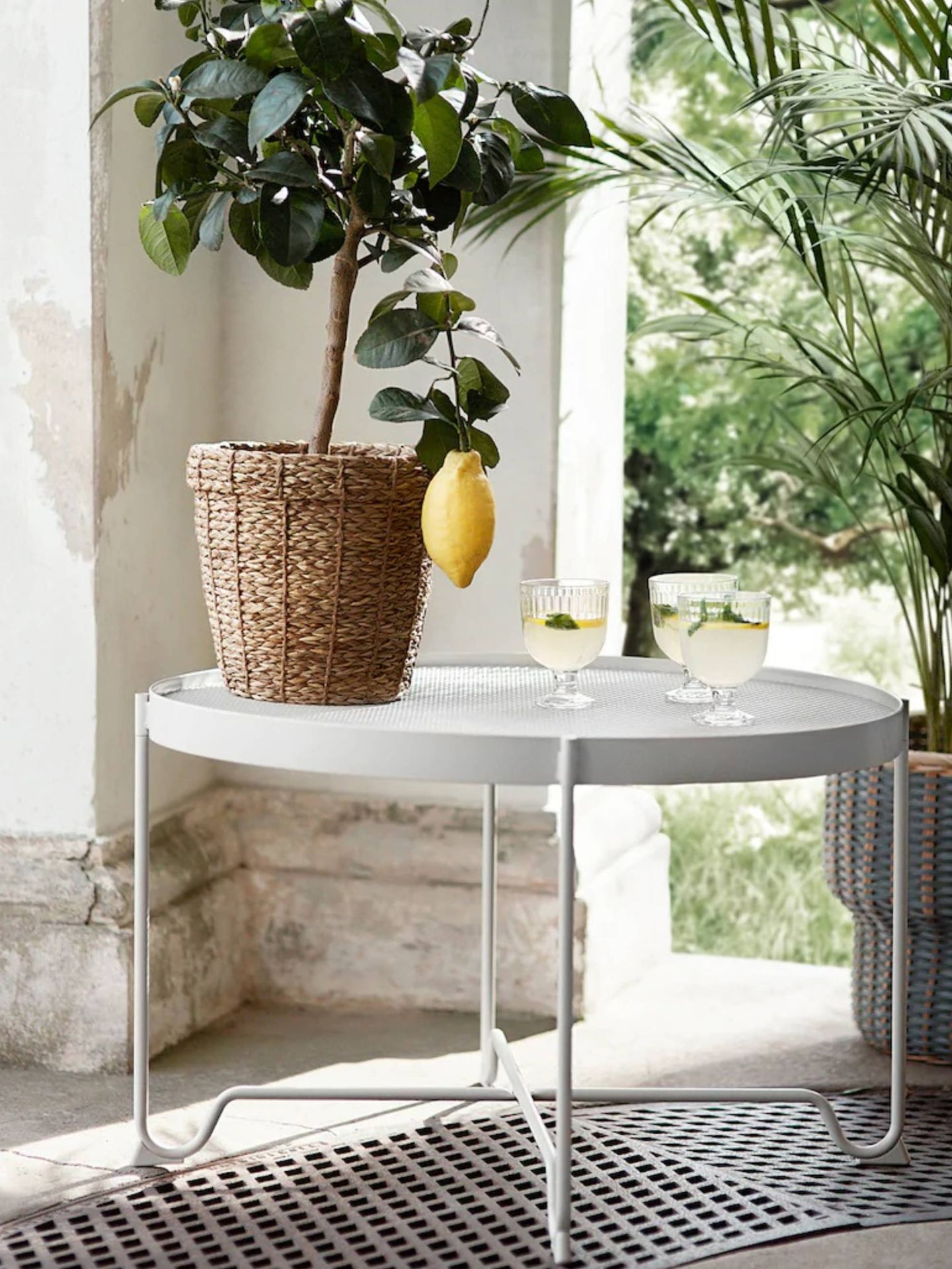 Decora tu jardín con Ikea. (Cortesía)