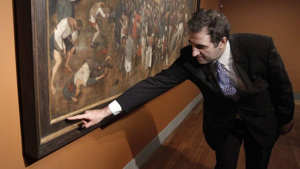 Gabriele Finaldi abandonará el Museo Nacional del Prado en junio