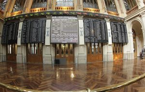 Bankia y Gamesa vuelven al Ibex con su potencial agotado, pero con el apoyo del inversor