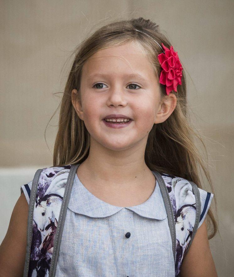Foto: La princesa Josephine de Dinamarca. (Cordon Press)