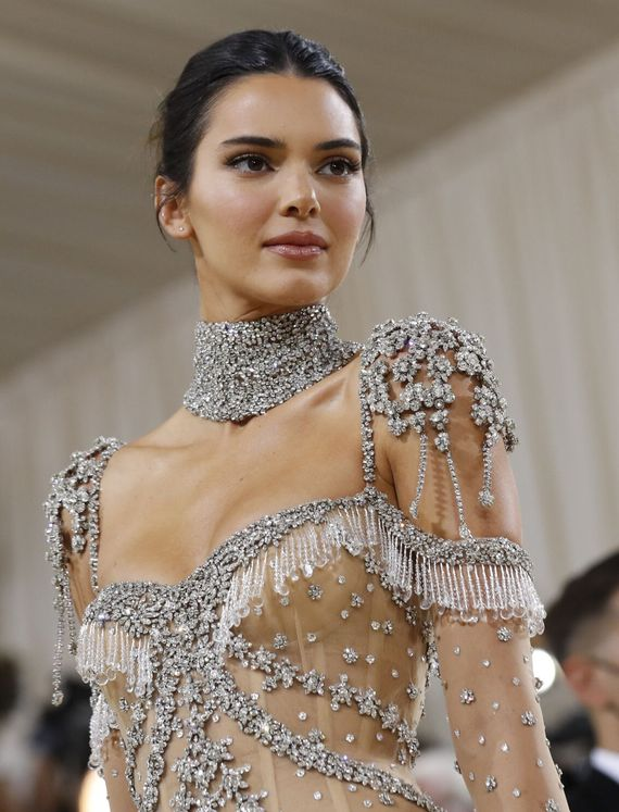 Kendall Jenner. (Reuters)