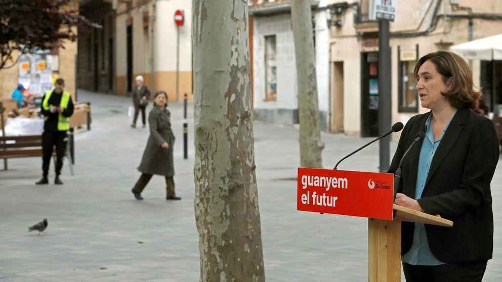 Empate técnico entre Colau y Maragall (ERC) en Barcelona