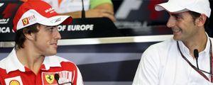 """De la Rosa: """"La diferencia entre Alonso y Massa ha sido espectacular"""""""