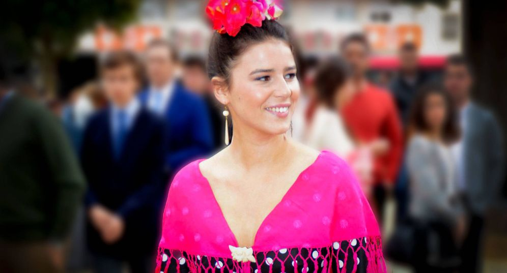 Foto: Tana Rivera en Sevilla. (Cordon Press)