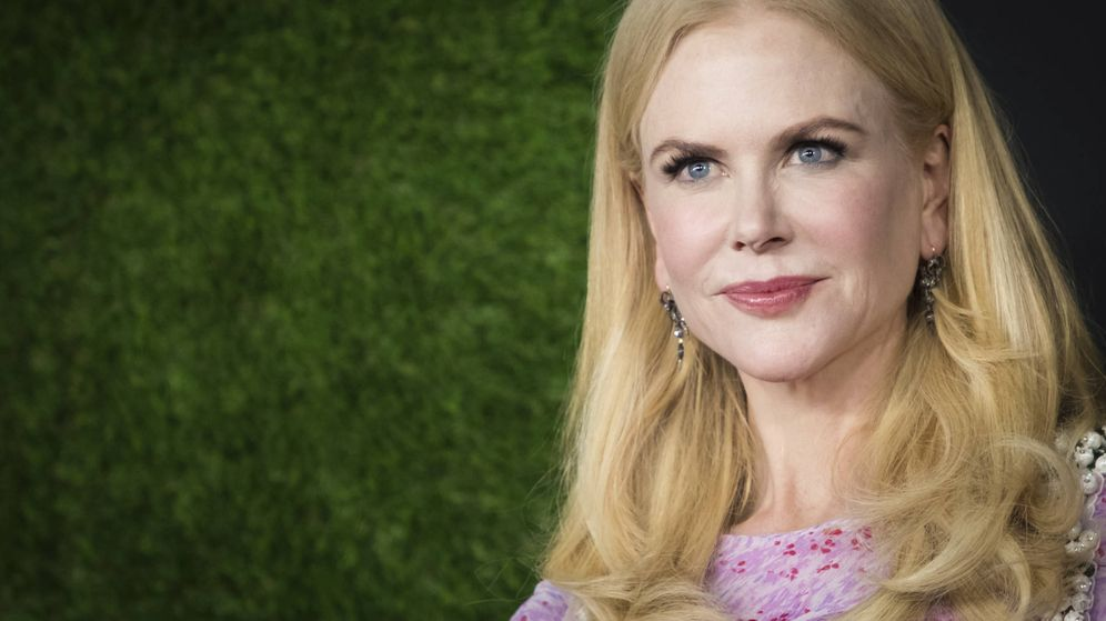 Foto: Nicole Kidman, una de las actrices contra el 'ageism'. (Gtres)