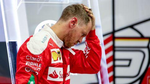 ¿Qué le pasa a Sebastian Vettel? ¿No es tan bueno como decían?