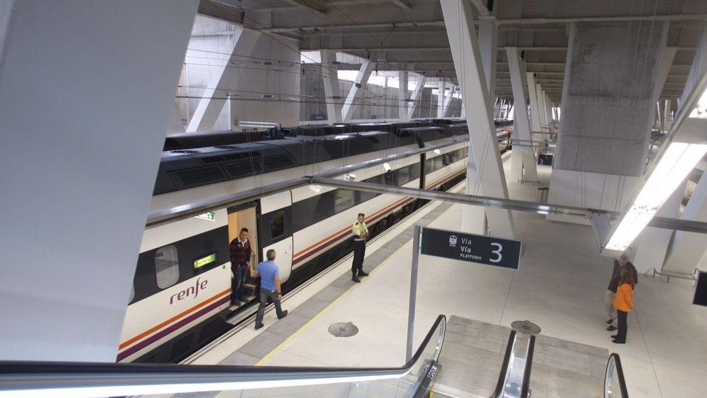 Foto: Estación de tren de Vigo - Urzáiz. (EFE)