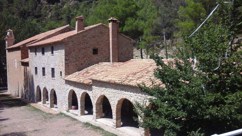 Ermita de Santa Ana de Zucaina. (Ayuntamiento de Zucaina)