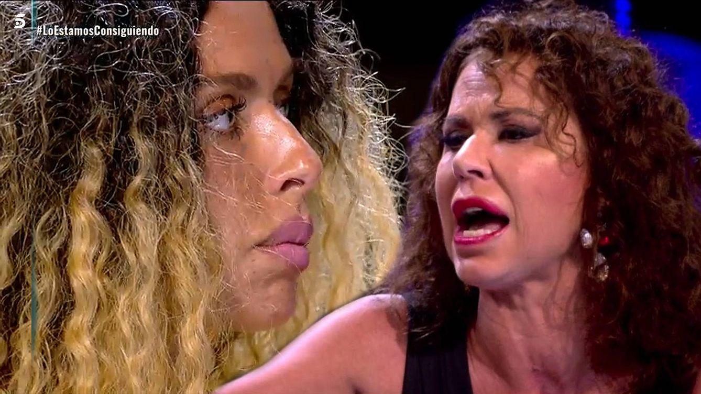 Vicky Larraz atiza a Yiya en 'Supervivientes 2020': Fui a sobrevivir no a beberme tu veneno