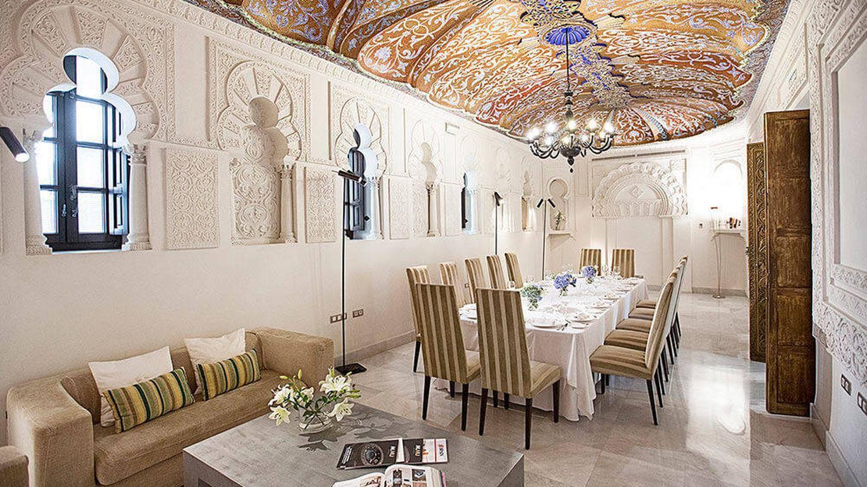 En el Palacio Bailío de Córdoba dormirás y comerás de lujo. (Cortesía)
