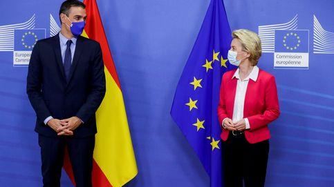 Sánchez diseñó junto a los líderes europeos su aparición en la crisis de Afganistán