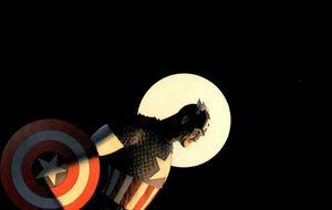 El superhéroe bipartidista: cambios de chaqueta del Capitán América