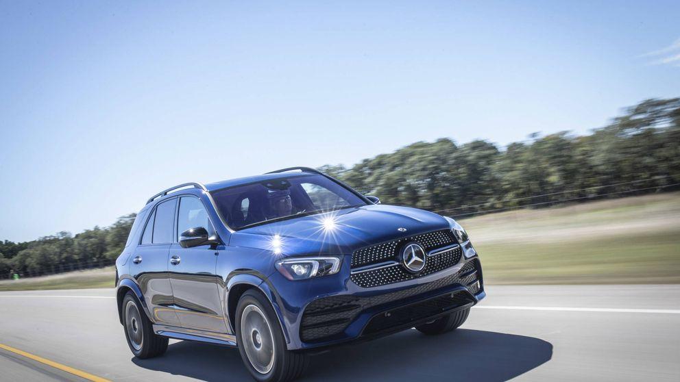 Por qué el nuevo Mercedes GLE es el todocamino más tecnológico