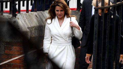 Haya de Jordania reaparece en los tribunales en la batalla contra su ex, el emir de Dubái