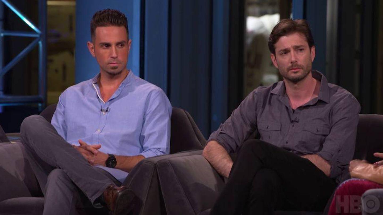 Wade Robson (izquierda) y James Safechuck, en 'After Neverland'. (HBO)